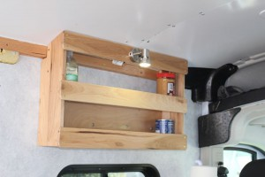 Our ProMaster Camper Van Conversion — Galley – Build A Green RV