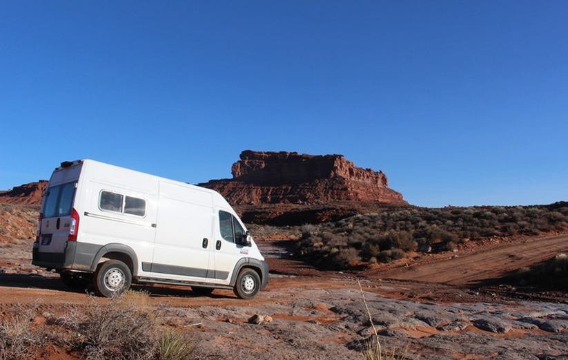 Our ProMaster Conversion
