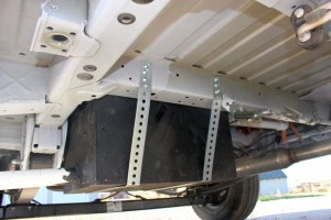 rv gray water tank