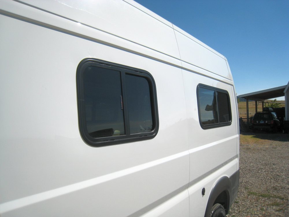 Our ProMaster DIY Camper Van Conversion