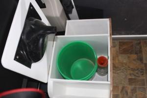 Installing Toilet Build A Green Rv