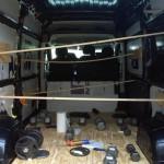 Install Insulation Build A Green Rv