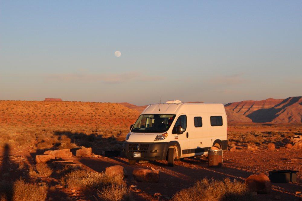 RAM ProMaster Ford Transit And Mercedes Sprinter Van Conversions