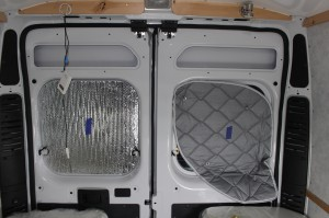 thermal test on rv curtains