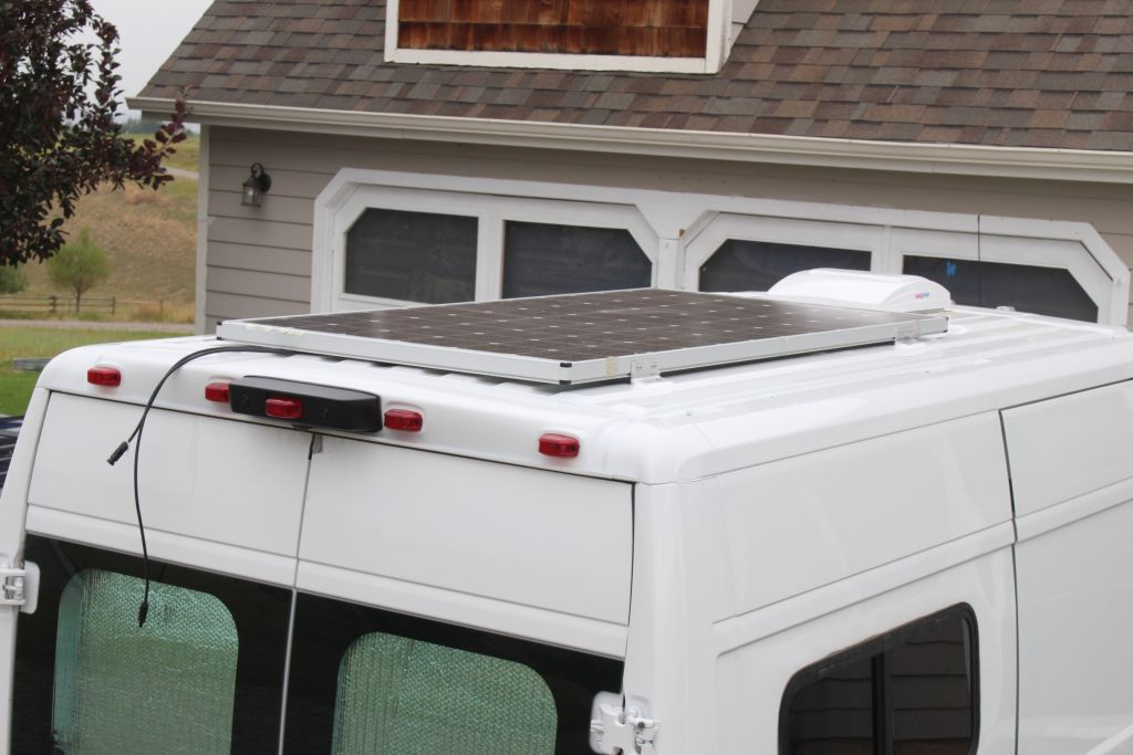 Our Promaster Diy Camper Van Conversion Electrical And