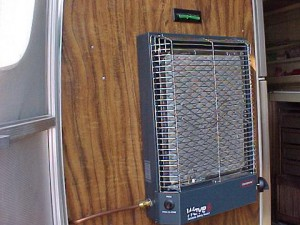 Installing A Camper Van Heater Build A Green Rv