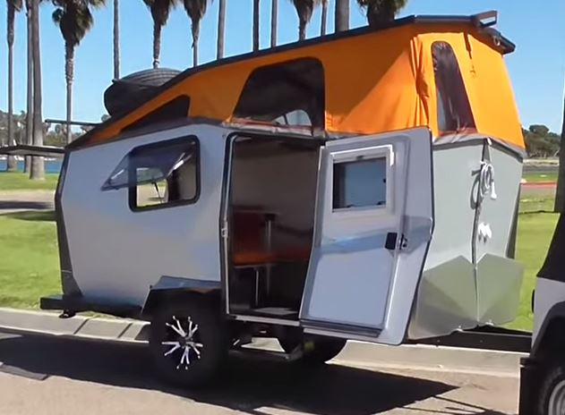 Diy teardrop and compact trailers build a green rv cotdcricket solutioingenieria Image collections