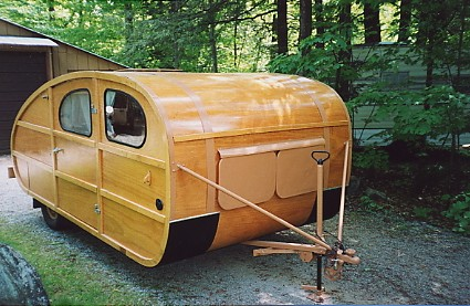 Diy teardrop and compact trailers build a green rv nicks teardrop trailer page solutioingenieria Image collections