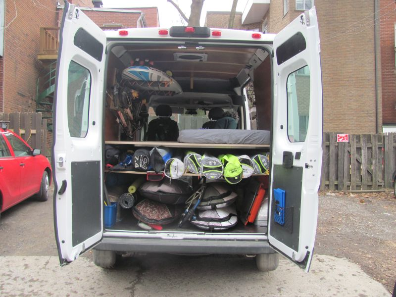 DIY Van Conversions