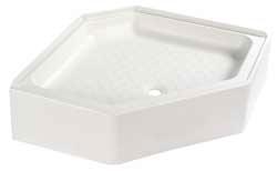 RV shower pan.