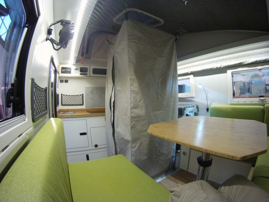 Installing a Shower - Build A Green RV