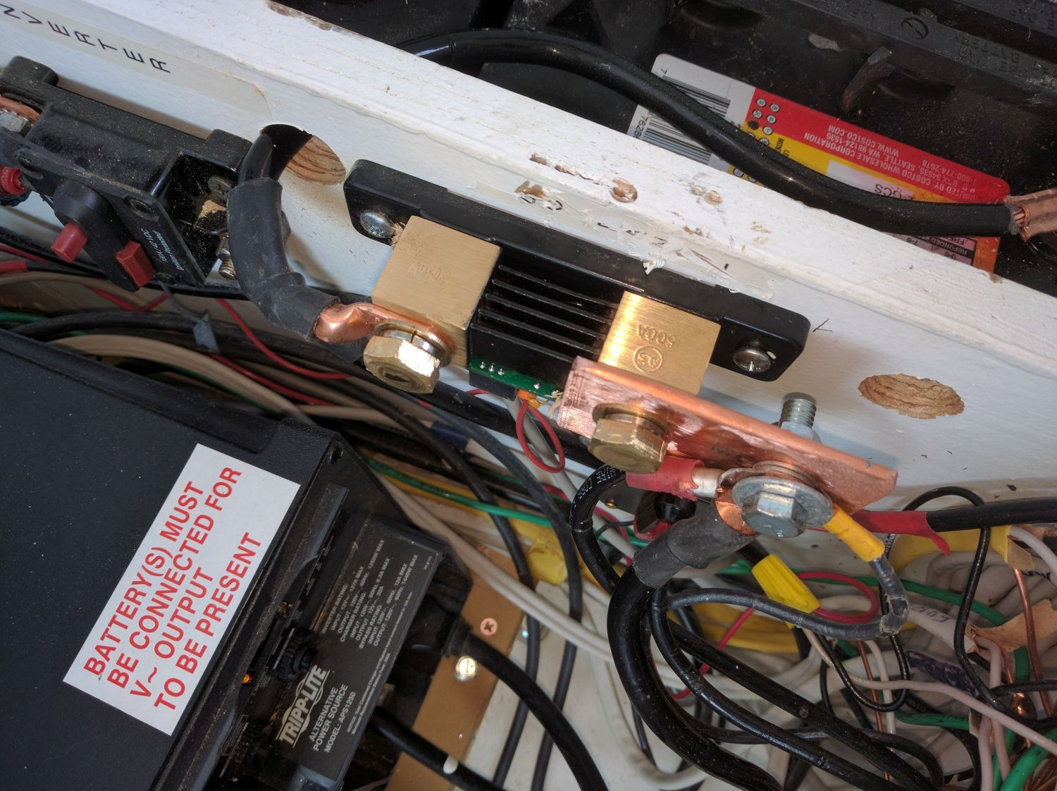Battery Monitor How Much Juice Is Left Build A Green Rv