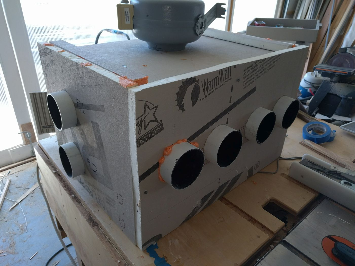 how to build an air conditioner