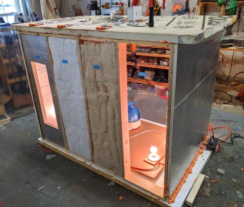 RV insulation tests